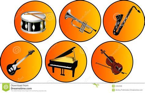 imagenes abstractas de instrumentos musicales instrumentos musicales im 225 genes de archivo libres de