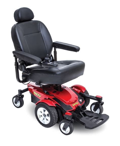 Jazzy Chairs Jazzy Electric Wheelchairs Power Chairs From Pride Mobility