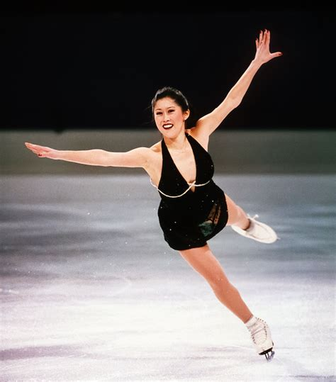 christina dancing on ice hairstyle kristi yamaguchi gave olympic figure skater karen chen the
