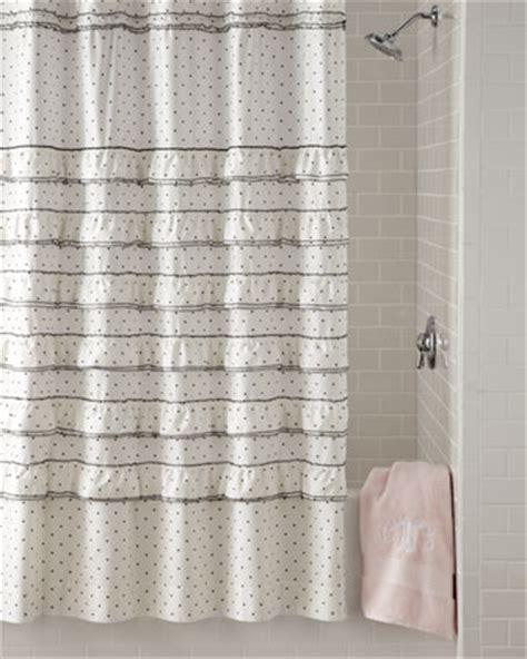 neutral shower curtains neutral polka dot kids shower curtain simple home decoration