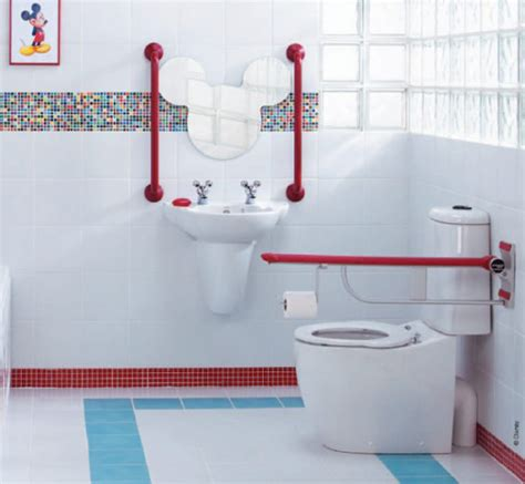 cute bathroom decor ideas 10 cute kids bathroom decorating ideas digsdigs