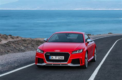 Audi Tt Rs Wallpaper by 2017 Audi Tt Rs Coupe High Definition Wallpaper Hd Car