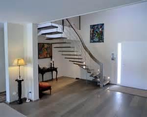 attractive Prix Escalier Quart Tournant #1: escalier_suspendu_sur_mesure_quart_tournant_inox_et_bois_teinte.jpg