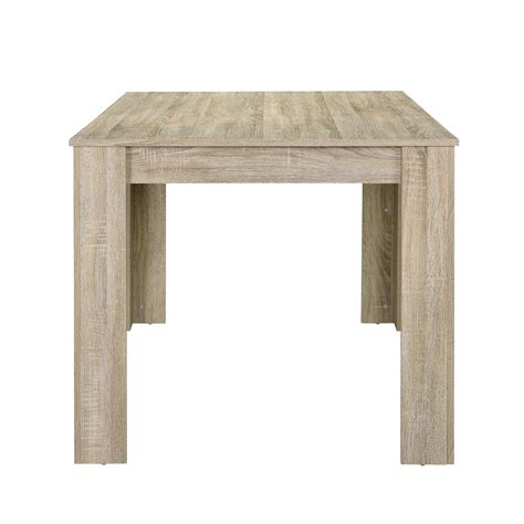 Nora Dining Table En Casa Dining Table Quot Nora Quot 140x90 Limed Oak Living Room Kitchen Ebay
