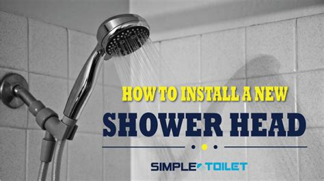 How To Install A New Shower by How To Install A New Shower