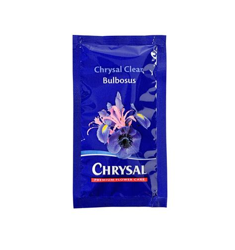 flower food packets chrysal bulb food packets 75 packets x 1 qt chrysal