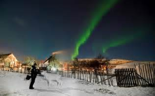 northern lights kirkenes norway