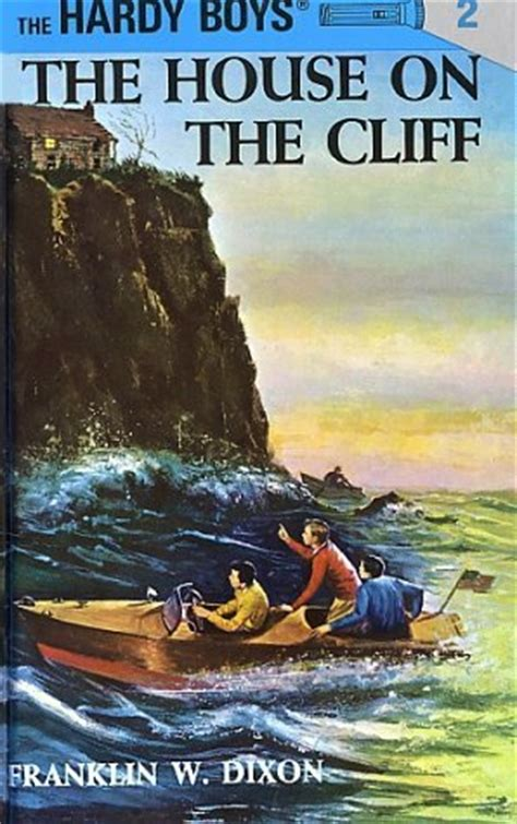the house on the cliff hardy boys 2 by franklin w
