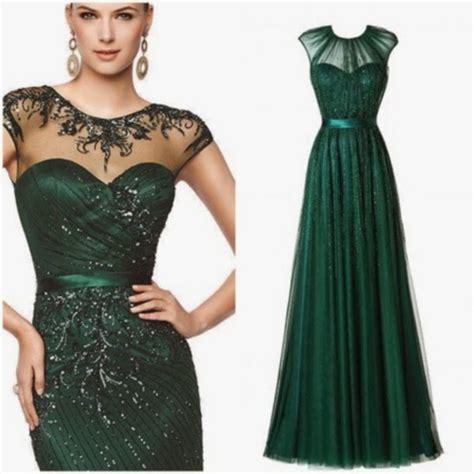 P156 L Dress Lace Green dress prom dress green dress maxi dress green