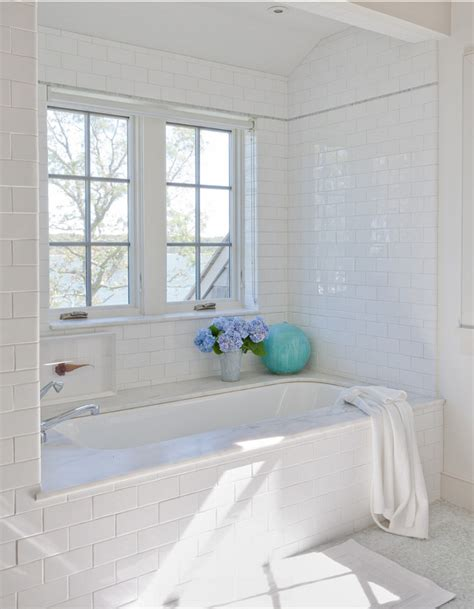 White Subway Tile Bathroom by I Want This Mr Barr