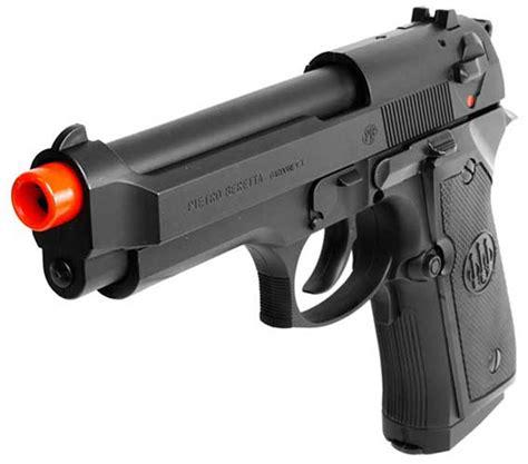 Airsoft Gun Pietro Beretta beretta p92 fs electric airsoft pistol black airgun depot