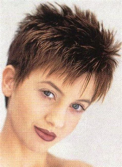 spiky haircuts for very short spiky hairstyles for women over 60 short