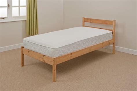 3ft single bed single bed in pine 3ft single bed wooden frame pine ebay