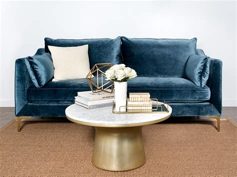 Velvet Couches by 11 Of The Best Velvet Sofas To Decorate With Hgtv S