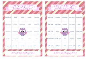 Baby Gift Bingo Template by Free Baby Shower Bingo Cards My Practical Baby Shower Guide