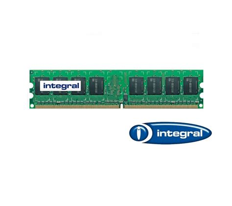 Memory Ram Ddr2 2gb Visipro integral pc2 6400 ddr2 800 pc memory 2gb dimm ram deals