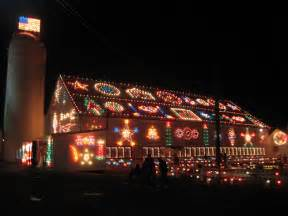 koziar s christmas village in bernville pa lights up the