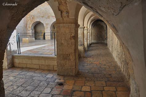 last supper room jerusalem israel tour cenacle last supper room