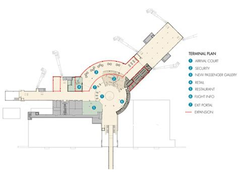 terminal 5 floor plan baton metropolitan airport extension whlc