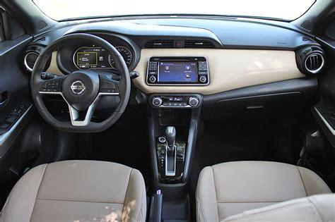 Trax Interior A Prueba Nissan Kicks Un Crossover Urbano Y Familiar