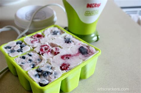 Nuby Garden Fresh Freezer Post 5439 nuby garden fresh freezer tray smoothie cubes step 4 arts crackers