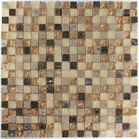 fliesen braun keramik mosaik fliesen braun das beste aus wohndesign