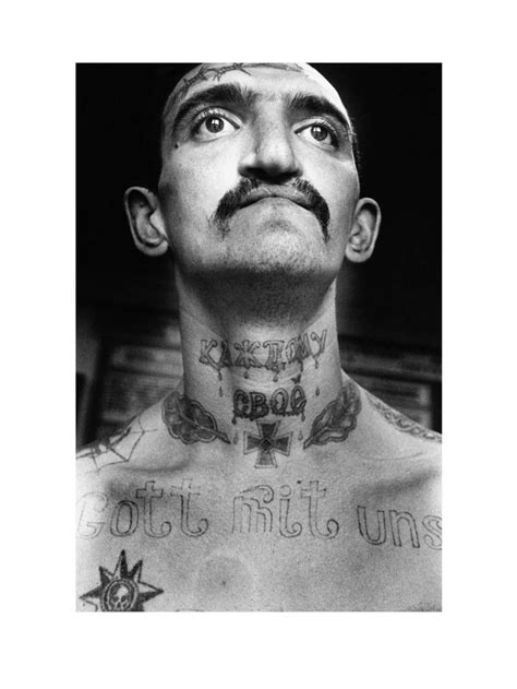 criminal tattoos danzig baldaev prison photography