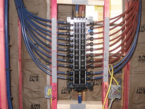 How To Install Pex Plumbing System by Pex Plumbing System Flickr Photo