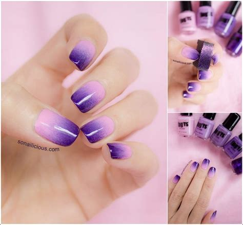 two color nail designs two tone nail ideas that you ll to try