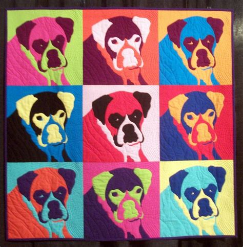 Boxer Quilt Pattern - 1000 ideas about quilts on quilts cat
