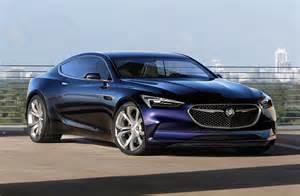 Auto Buick Buick Avista Concept Unveiled At Detroit Auto Show