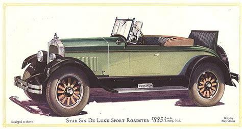 Auto Stern by Star Cars 1926 Dealer Brochure