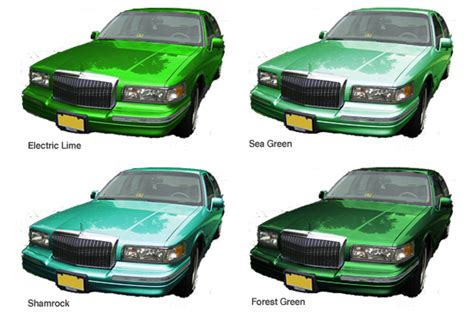 outrageous lime paint green paint colors for cars images