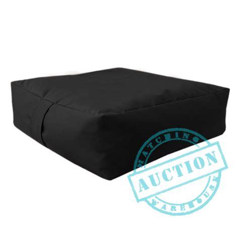 waterproof bean bags ebay black waterproof bean bag slab beanbag outdoor garden