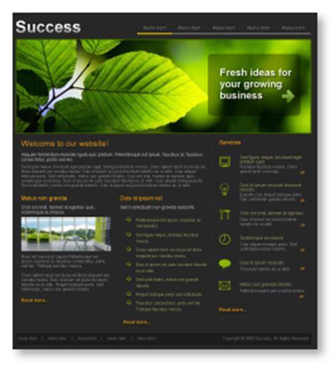 website realizer tutorial website realizer sle sites