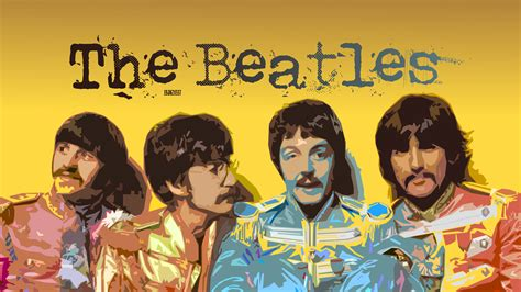 wallpaper hd the beatles the beatles full hd wallpaper and background image