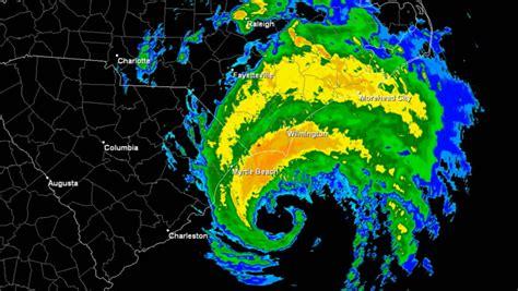 nexrad radar national weather service satellite hurricane rita 2005 doppler radar landfall time lapse