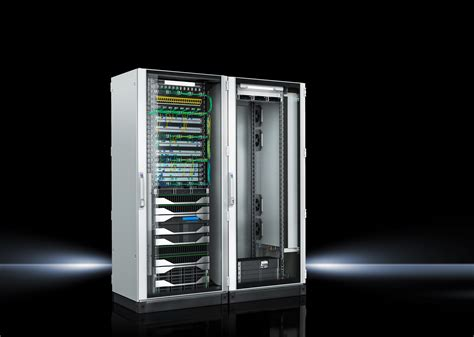 rital schrank cebit 2017 rittal presents edge data center for