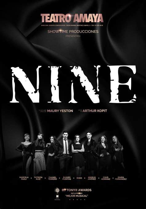 entradas para el musical salen a la venta las entradas para nine el musical