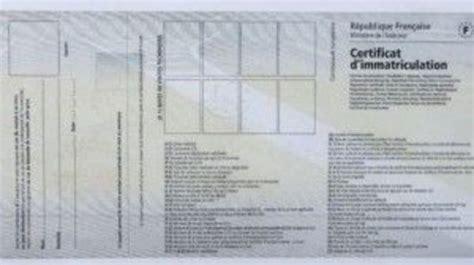 carte grise w garage vente voiture carte grise pdf annulation vente voiture