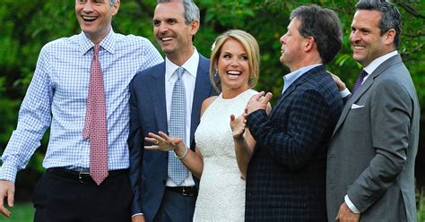 Katie Couric Married to John Molner: See Photos From Her