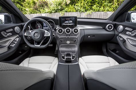 Image Gallery Mercedes 2015 Inside