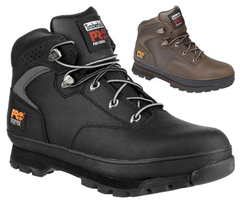 Timberland Safety Brown timberland pro new hiker safety boots