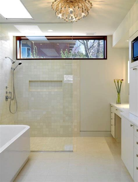 bathroom showers with windows windows in showers problems for new homes and