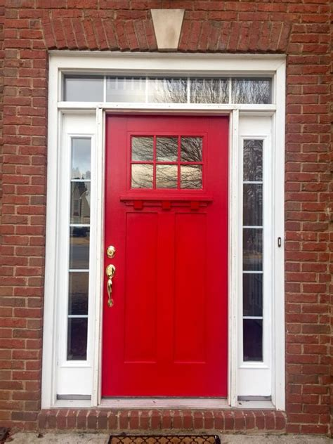 front door paint colors sherwin williams sherwin williams positive red perfect front door color