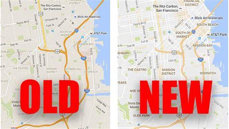google design jobs new york smart redesign makes google maps easier on the eyes