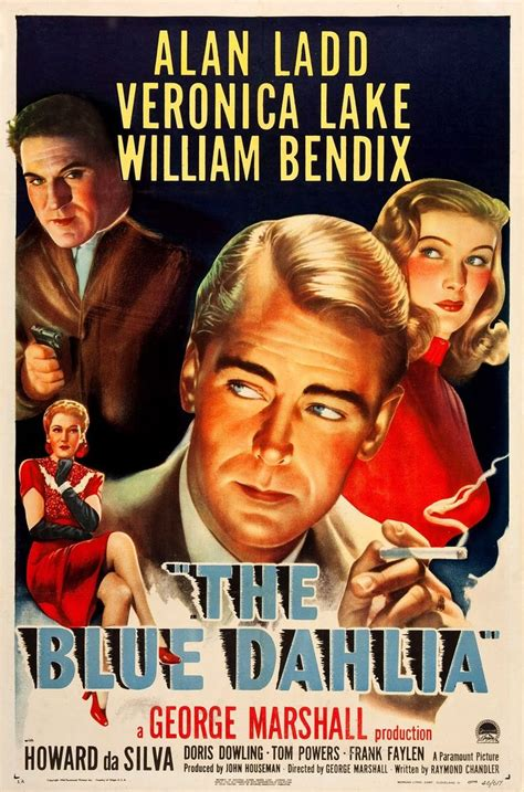 Film Blue Classic | the blue dahlia 1946 directed by george marshall