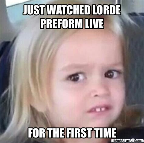 Photo Meme - lorde