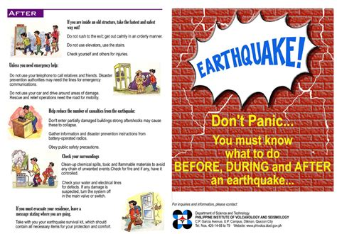 earthquake what to do simply interesting what to do before during and after