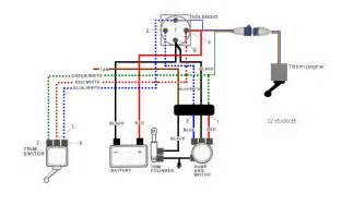 wiring diagram evinrude 3 wire tilt and trim get free image about wiring diagram